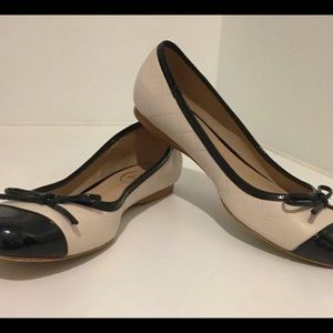 Jack Rogers Lively Quilted baller flats size 9.5